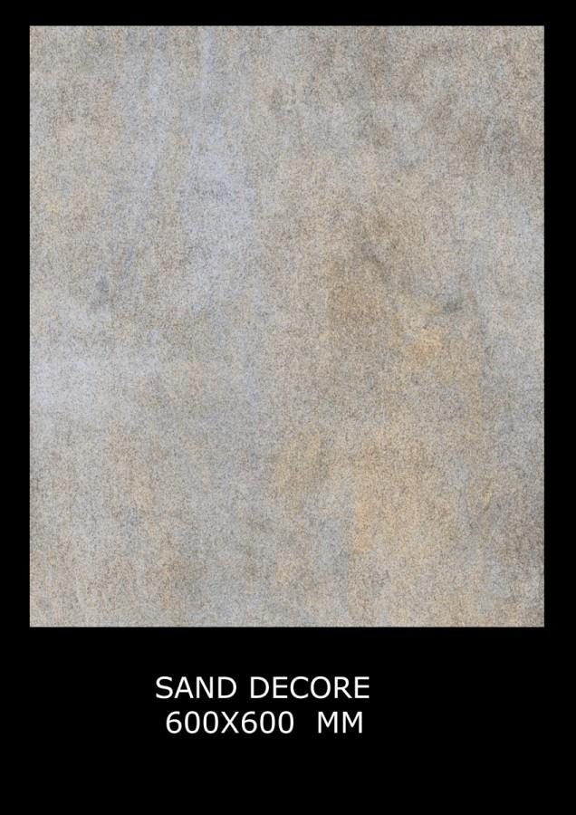 SAND-DECORE